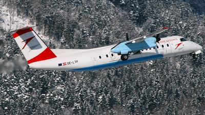 OE-LTF - Bombardier Dash 8-311 - Austrian Arrows