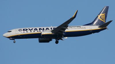 Boeing 737-8AS - Ryanair