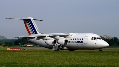 EI-CZO - British Aerospace BAe 146-200 - Air France (CityJet)