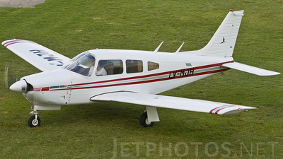 LV-MJH - Piper PA-28R-201 Arrow III - Private