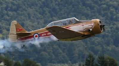 N97TR - North American AT-6C Texan - Private
