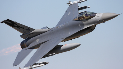86-0236 - General Dynamics F-16C Fighting Falcon - United States - US Air Force (USAF)