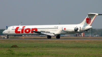PK-LMQ - McDonnell Douglas MD-82 - Lion Air