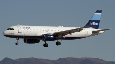 N635JB - Airbus A320-232 - jetBlue Airways