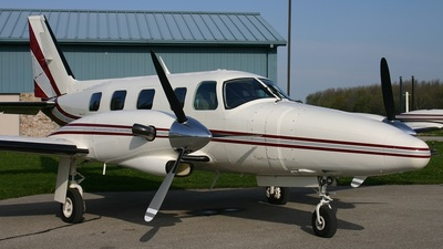N431CF - Piper PA-31T2-620 Cheyenne IIXL - Reliant Air Charter