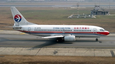 B-2976 - Boeing 737-33S - China Eastern Airlines