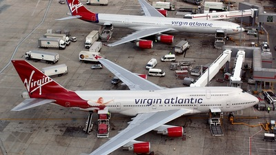 G-VFAB - Boeing 747-4Q8 - Virgin Atlantic Airways
