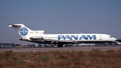 N8836E - Boeing 727-225 - Pan Am