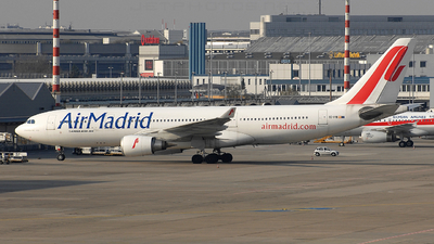 EC-IYB - Airbus A330-202 - Air Madrid