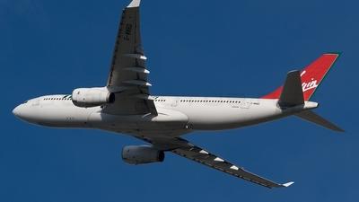 G-WWBD - Airbus A330-243 - Virgin Nigeria Airways
