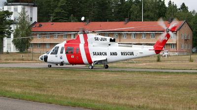 SE-JUY - Sikorsky S-76C - Norrlandsflyg