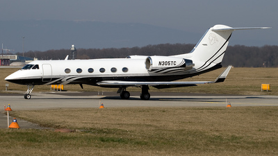 N305TC - Gulfstream G-IV - Private