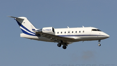 G-PRKR - Bombardier CL-600-2B16 Challenger 604 - TAG Aviation