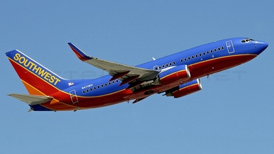 N471WN - Boeing 737-7H4 - Southwest Airlines