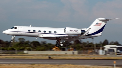 A picture of N217RR - Gulfstream IV - [1042] - © Stephen Tornblom
