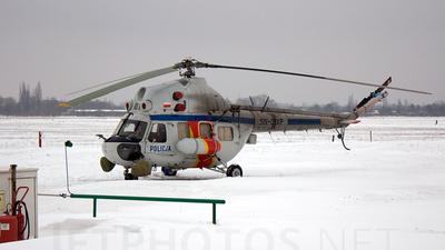 SN-01XP - PZL-Swidnik Mi-2 Hoplite - Poland - Police