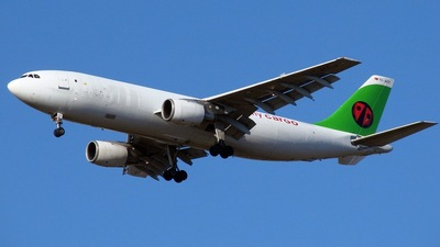 TC-ACY - Airbus A300B4-203(F) - ACT Airlines