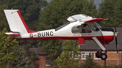 A picture of GBUNC - PZL104 Wilga 35A - [129444] - © Klaas Reinder Sluijs
