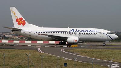 F-ODGX - Boeing 737-33A - Aircalin