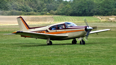 A picture of N218SA - Piper PA24250 Comanche - [241877] - © Brian Whitelegg