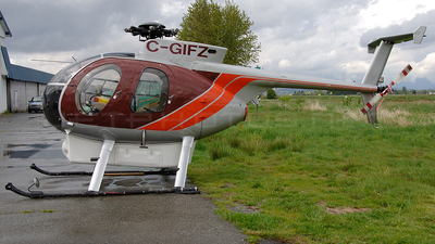 C-GIFZ - Hughes 369D - Prism Helicopters
