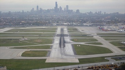 KMDW - Airport - Runway