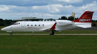 N60LJ - Bombardier Learjet 60XR - Bombardier Aerospace