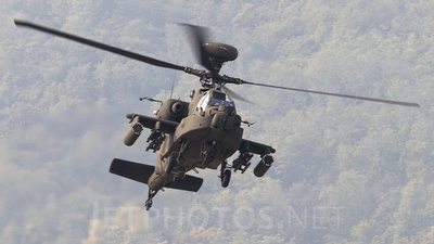 06-07024 - Boeing AH-64D Apache - United States - US Army Air Force (USAAF)