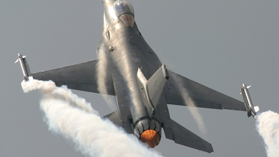 96-0081 - Lockheed Martin F-16C Fighting Falcon - United States - US Air Force (USAF)