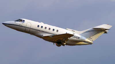 N800GN - Raytheon Hawker 800XP - Private