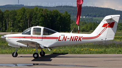 LN-NRK - Piper PA-38-112 Tomahawk - Private