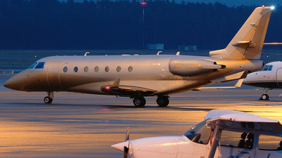 4K-AZ88 - Gulfstream G200 - Private