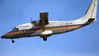 CS-TMY - Short 360-300 - Aerocondor