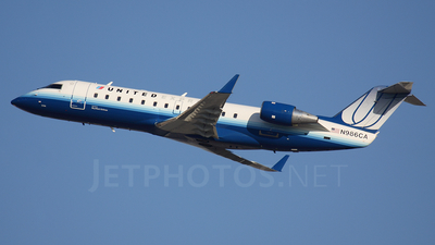 Bombardier CRJ-100ER - United Express (SkyWest Airlines)