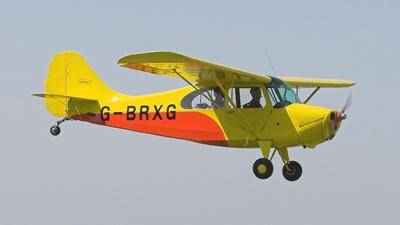 G-BRXG - Aeronca 7AC Champion - Private