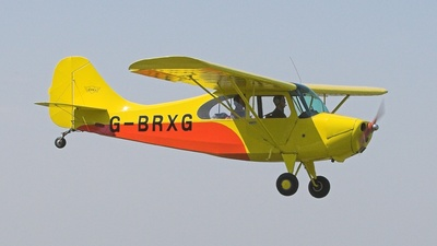 A picture of GBRXG - Aeronca 7AC Champion - [7AC3910] - © Dave Camp