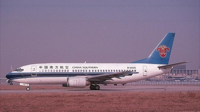 B-2528 - Boeing 737-3Y0 - China Southern Airlines