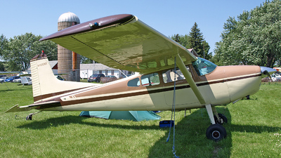 N405NR - Cessna 185A Skywagon - Private
