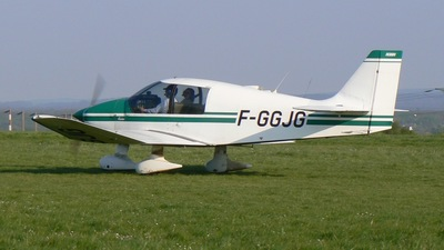 F-GGJG - Robin DR400 - Private