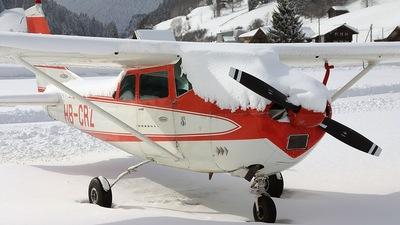 A picture of HBCRZ - Cessna 182E Skylane - [18254203] - © Thomas Brackx