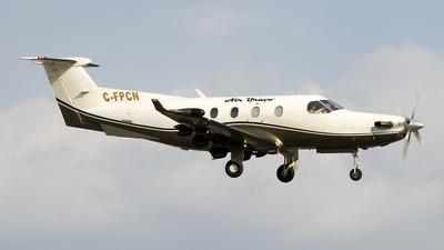 C-FPCN - Pilatus PC-12/45 - Private
