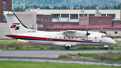 LN-ASK - Dornier Do-328-100 - Air Stord
