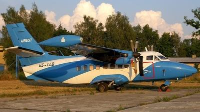 ES-LLB - Let L-410UVP-E20C Turbolet - Airest