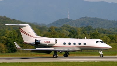 N48EC - Gulfstream G-III - Private