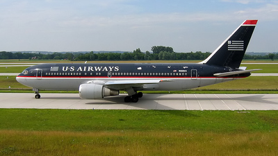 N656US - Boeing 767-2B7(ER) - US Airways