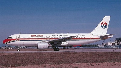 B-2361 - Airbus A320-214 - China Eastern Airlines
