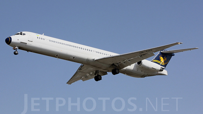 UR-CHY - McDonnell Douglas MD-82 - Iran Air Tours