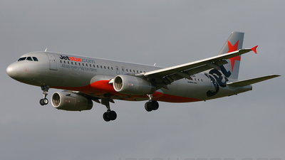 VH-JQH - Airbus A320-232 - Jetstar Airways