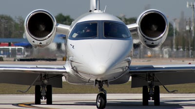 N29SM - Bombardier Learjet 45 - Private