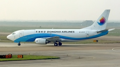 B-2517 - Boeing 737-3W0(SF) - Donghai Airlines